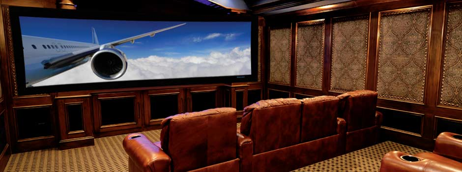 Home Theater Audio Visual